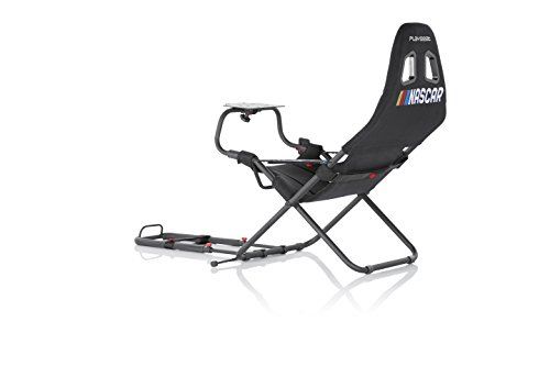 (Playseat Challenge NASCAR Edition Racing Video Game Chair For Nintendo XBOX Playstation CPU Supports Logitech Thrustmaster Fanatec Steering Wheel And Pedal Controllers)