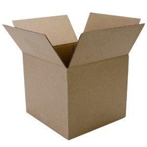 Paquete de 12 cajas, 6 x 4 x 4, cajas de envío para mudanza