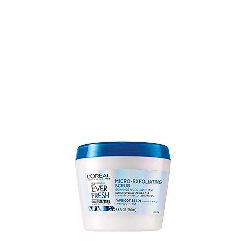 L'Oréal Paris EverFresh Micro-Exfoliating Scrub Sulfate Free, 8.5 fl. oz.