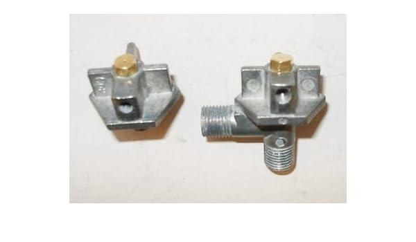 DeLonghi Kit inyectores boquillas Estufa a Gas bombona IR3010 IR3010.BL ir3020: Amazon.es: Hogar