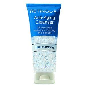 Retinol-X Anti-Aging Gel Cleanser, 5 Ounce - Cleansers Anti Aging Cleansing Gel