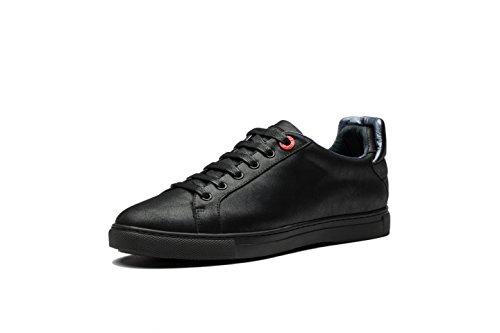 OPP Homme Mode Chaussures de Ville A Lacets Noir Noir UaWJlfGL