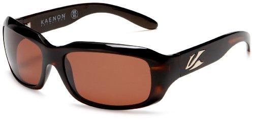 Kaenon Bolsa Sunglasses,Tortoise Frame/Polarized C12 Lens,one size