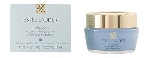 (Estee Lauder Hydrationist Maximum Moisture Creme Normal/Combination Skin for Unisex, 1.7 Ounce)