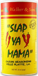 Walker & Sons Slap Ya Mama Cajun Seasoning, 16 -