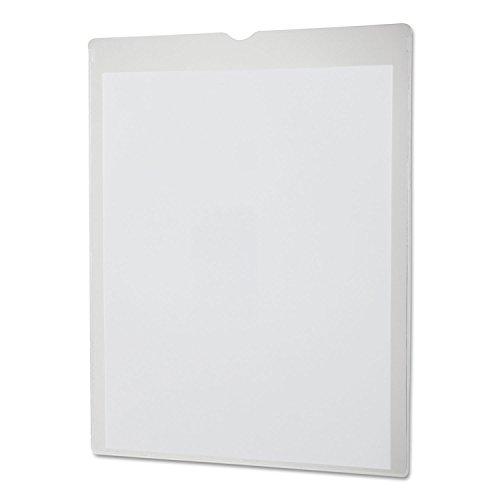- Oxford 65011 Utili-Jac Heavy-Duty Clear Plastic Envelopes, 8 1/2 x 11, Letter, 50/Box