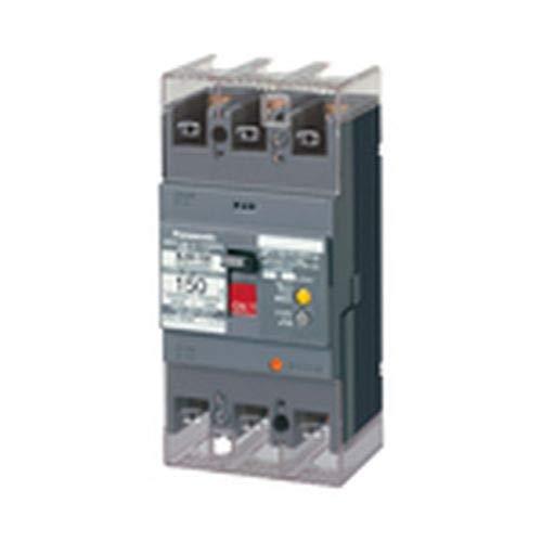 パナソニック 漏電ブレーカBJW型 O.C付 モータ保護兼用 150A 切替 BJW31509K B00KNRTI30