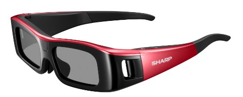 sharp 3d glasses aquos - 3