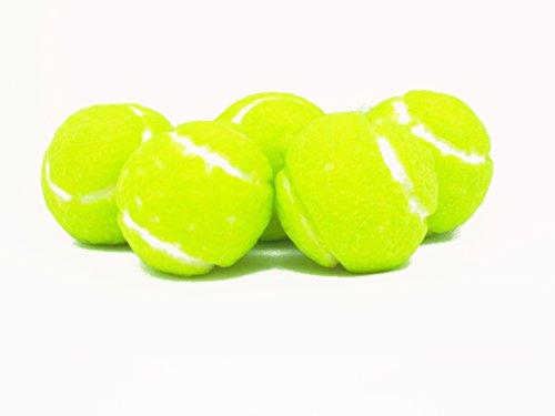 Fini Giant Sour Tennis Gum Balls, 5 Pound