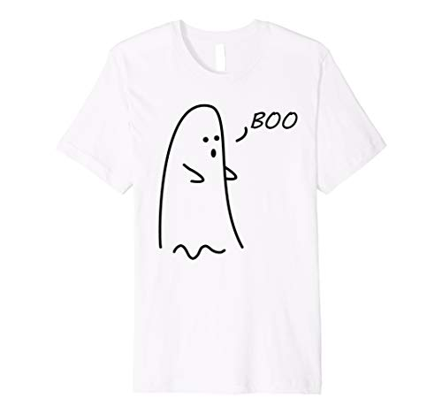 Boo Ghost Funny Gag Gift and Halloween Costume