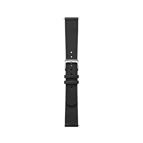 Nokia – Leather Wristband, Black, 36mm