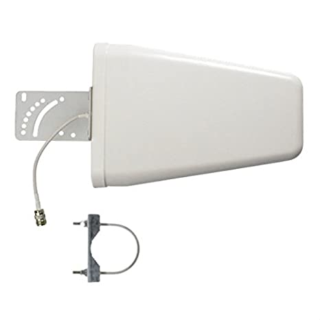 "Wilson Electronics Wideband Directional Antenna 700 2700 M Hz, 50 Ohm (314411)"" by We Boost"