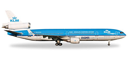 "KLM MD-11 PH-KCD ""Florence Nightingale"" (1:500) Farewell Flight"