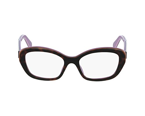 Marc Jacobs eyeglasses MJ 598 51Q Acetate hand made Havana Brown - Pale Purple