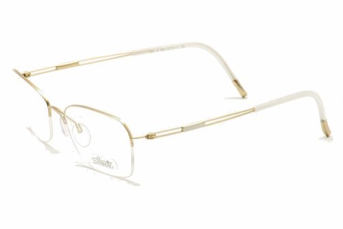 Silhouette Eyeglasses TNG Nylor (4337-6051 gold / clear d...