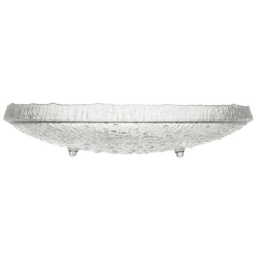 Footed Centerpiece Bowl (iittala Ultima Thule Footed Centerpiece Bowl)