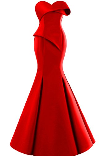 Missdressy -  Vestito  - Donna rosso 44