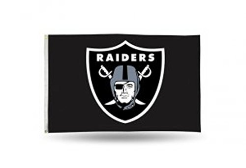 NFL Oakland Raiders Banner Flag, 3