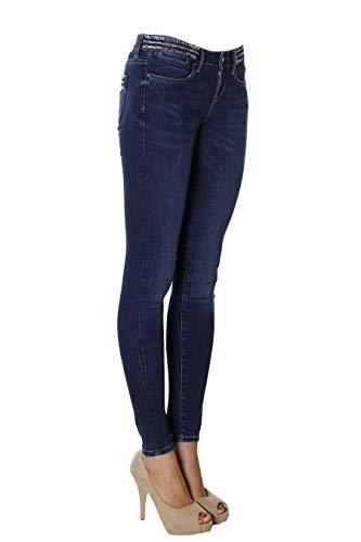 Blue Jeans Aisn Guess Donna W84a27d3bn1 Tweedy Jegging FqYwx8wT0