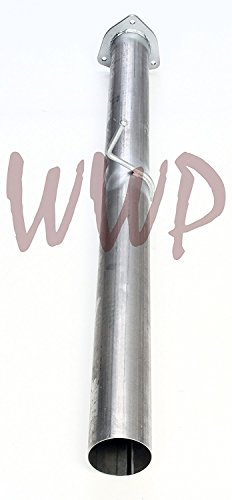 (Performance Race Racing SS409 T409 Stainless Steel Off Road 4.00
