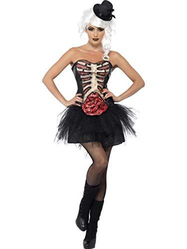 Smiffys Women's Grotesque Burlesque Costume