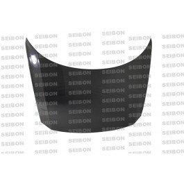 Seibon HD1112HDCZ-OE Carbon Fiber Hood OEM ()