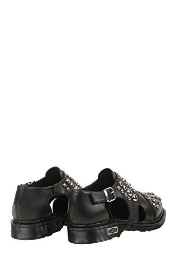 Cult , Damen Sandalen schwarz schwarz 39