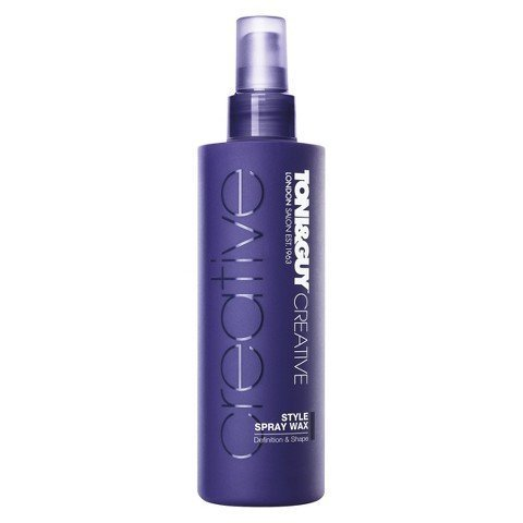 TONI&GUY Style Spray Wax - 6.8 - Wax 6.8 Ounce
