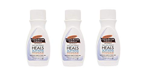 Palmer's Cocoa Butter Formula with Vitamin E Travel Size 1.7 Oz (Pack of 3)