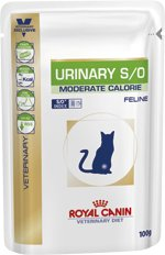 Royal Canin urinary S/O Moderate Calorie húmedo para gatos