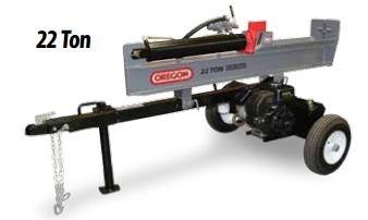 Oregon 22 Ton Log Splitter 6.5hp Kohler Engine