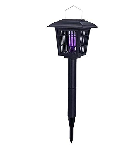 Solar Led Outdoor Mosquito Insect Killer Lamp, Lawn Lights, Garden Lamp for Patio Yard Portch Camping, BOSS LV