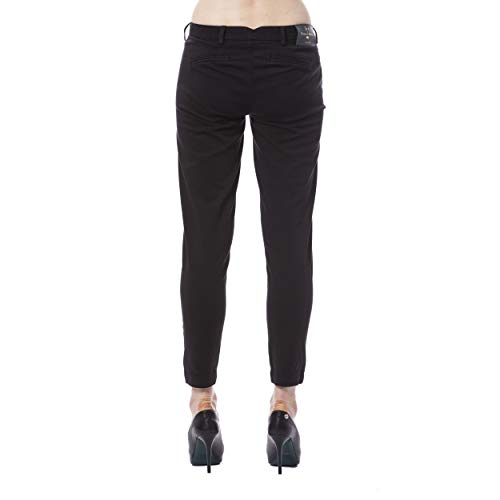 e F v Women Pants By Black Versace Francesca Aq1PA6U