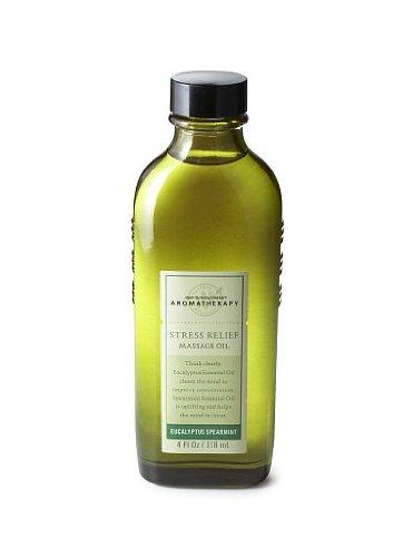 Bath & Body Works Huile de massage eucalyptus menthe