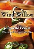 Jalapeno Peach Cheeseball & Appetizer Mix ( 4 PACK ) by Wind & Willow