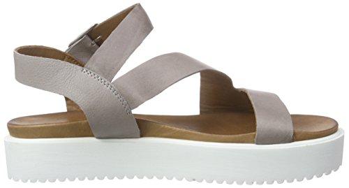 Inuovo 6017 - Sandalias con plataforma Mujer Gris - gris