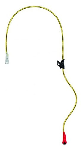 Petzl - MICROFLIP, Reinforced Adjustable Positioning Lanyard for Tree Care, 5.5 m by Petzl