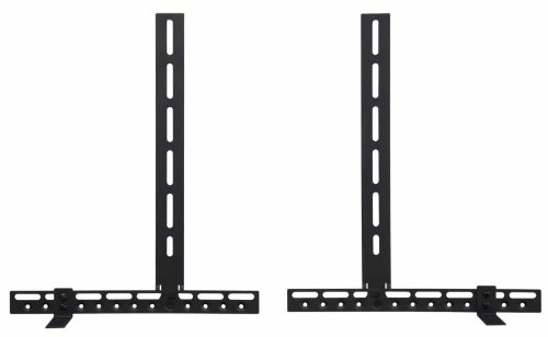 AVF Universal Sound Bar Bracket for Mounting Sound Bar Speakers to TVs and Wall Brackets