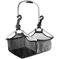 Mutsy Igo Stroller Shopping Basket, Black