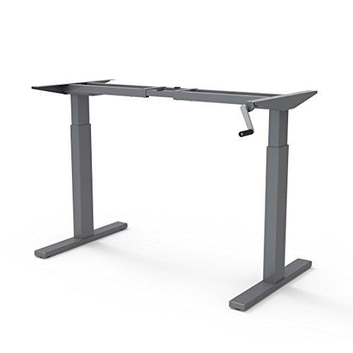 FlexiSpot Crank Stand Height Adjustable