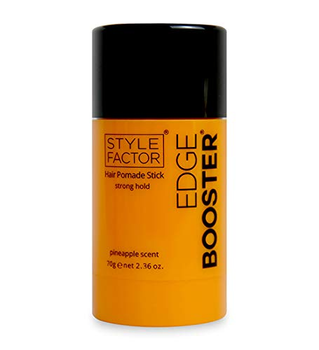 Pomade Web (Style Factor Edge Booster Hair Pomade Stick Strong Hold 2.36 oz (PINEAPPLE))