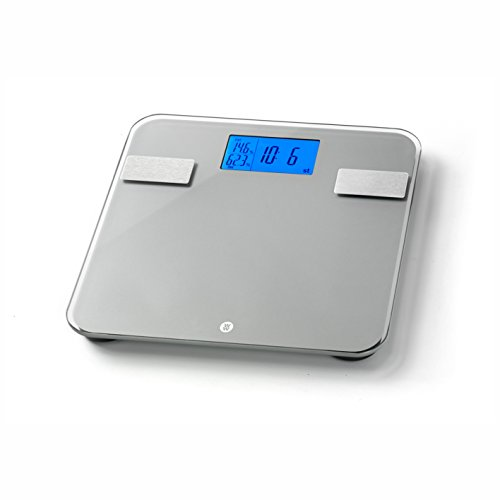 WeightWatchers Electronic Precision Analyser Glass Scale
