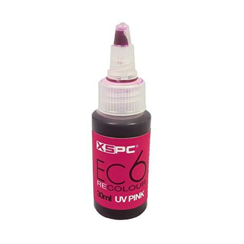 XSPC EC6 ReColour Dye, 30 mL, UV Pink