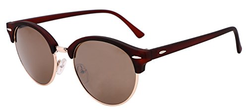 FEISEDY Classic Semi rimless Plastic Sunglasses product image