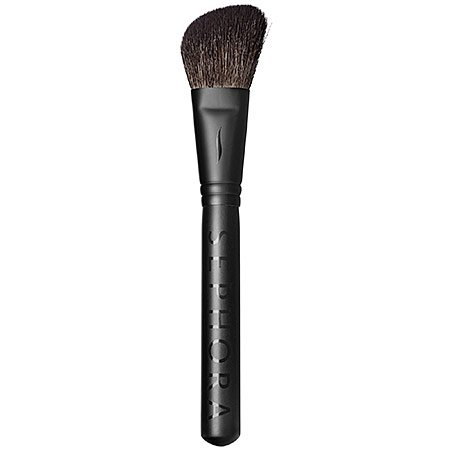 (SEPHORA COLLECTION Classic Must Have Angled Blush Brush)