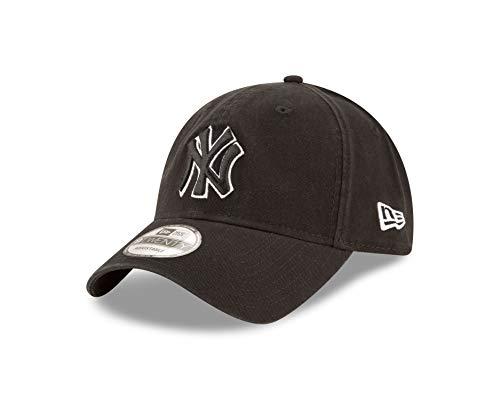 New York Yankees Core Classic Twill Black 9TWENTY Hat/Cap