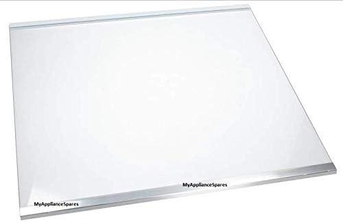Genuine Samsung DA9719323A Fridge Glass Shelf Mid Lower