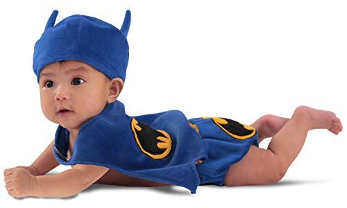Princess Paradise Baby Boys' Batman Diaper Cover Set Deluxe, As As Shown, 0/3M]()