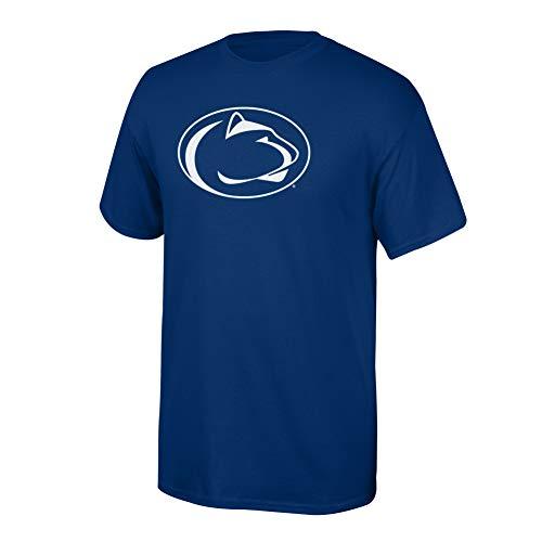 Nittany Lion T-shirt - Elite Fan Shop NCAA Men's Penn State Nittany Lions T Shirt Team Color Icon Penn State Nittany Lions Navy Medium