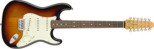 Fender Japan - Fender Made in Japan Traditional Stratocaster XII - 3-Color Sunburst